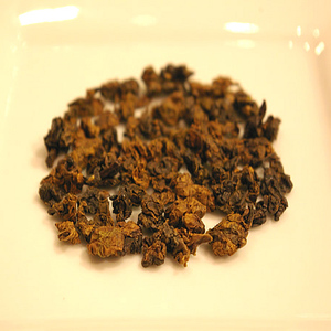 Organic Purple Bud from Tillerman Tea