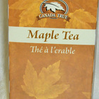 Maple Tea from Canada True