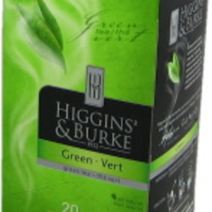 Green from Higgins & Burke
