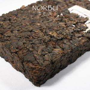 2009 Norbu Lao Cha Tou - 250g Shu Pu-Erh Tea Brick from Norbu Tea