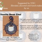 Vanilla Bean Chai from 52teas