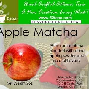 Apple Matcha from 52teas