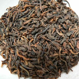supreme pu-erh from The Spice Merchant