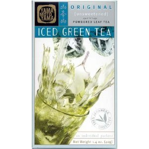 Original Unsweetened Iced Green Tea Mix from Yamamotoyama