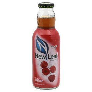 Raspberry Blue Tea from New Leaf Brands
