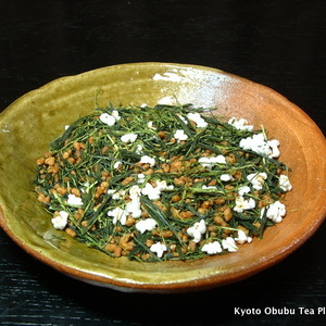 Genmaicha from Obubu Tea