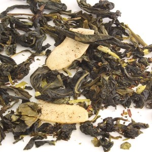 Almond Oolong from Praise Tea Company