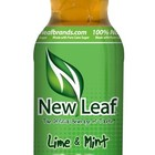 Lime & Mint Black Tea from New Leaf Brands