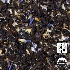 Organic Apricot Black Tea from Arbor Teas