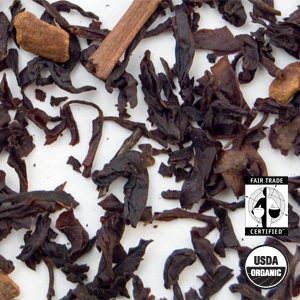 Organic Cinnamon Black Tea from Arbor Teas