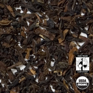 Organic Decaf Earl Grey Black Tea from Arbor Teas