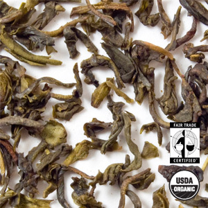 Organic Earl Grey Green Tea from Arbor Teas