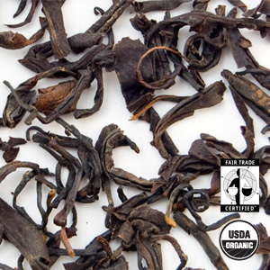 Organic Keemun Black Tea from Arbor Teas