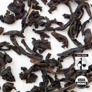 Organic Lapsang Souchong Black Tea from Arbor Teas