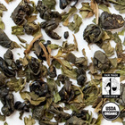 Organic Moroccan Mint Green Tea from Arbor Teas