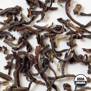 Organic Nepal Kanchanjangha Green Tea from Arbor Teas