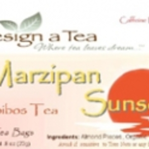 Marzipan Sunset from Design a Tea