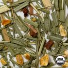 Organic Orange Spice Lemongrass Tisane from Arbor Teas
