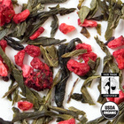 Organic Raspberry Green Tea from Arbor Teas