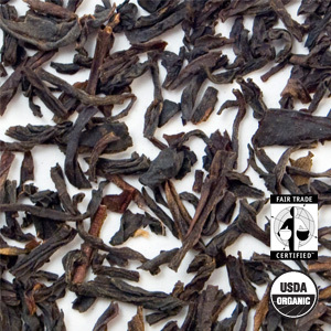 Organic Russian Caravan Black Tea from Arbor Teas