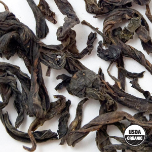 Organic Wu Yi Oolong Tea from Arbor Teas