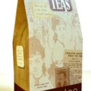 Novel Teas from Bag Ladies Tea