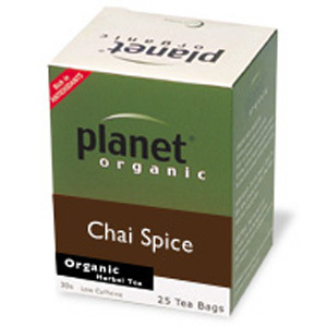 Chai Spice from Planet Organic