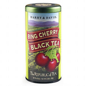Bing Cherry Black Tea from The Republic of Tea