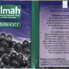 Blueberry from Dilmah