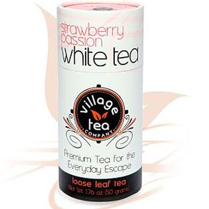 Strawberry Passion from Village Tea Company