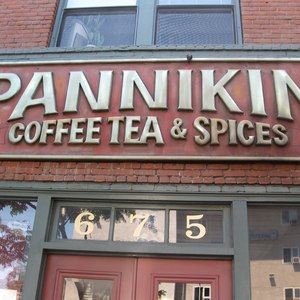 Monkey Picked Oolong from Pannikin