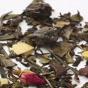 White Cherry from Praise Tea Company