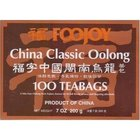 China Classic Oolong from foojoy