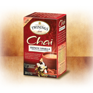French Vanilla Chai from Twinings