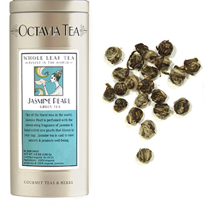 Jasmine Pearl from Octavia Tea
