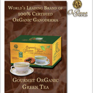 Gourmet Organic Green Tea from Organo Gold