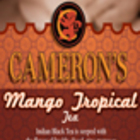 Mango Tropical Tea from Cameron's