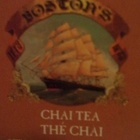 Chai from The Boston Tea Company