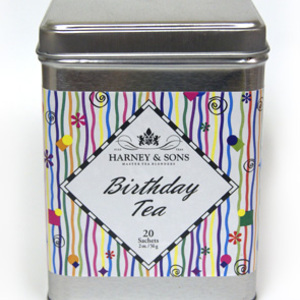 Birthday Tea from Harney &amp; Sons