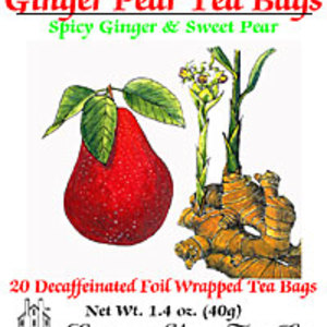 Ginger Pear from Eastern Shore Tea Company