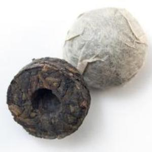 Organic Wild Tree Pu-Erh Mini Tuo Cha from Arbor Teas