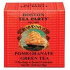 Pomegranate Green Tea from The Boston Tea Company