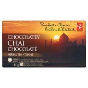 Chocolatey Chai from President's Choice