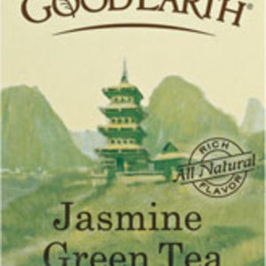 Jasmine Green Tea from Good Earth Teas