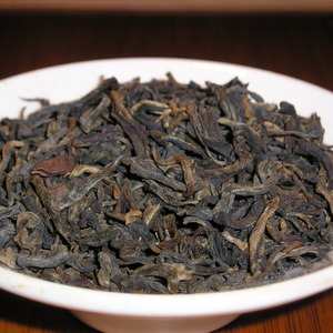 Early 90's Yi Wu Sun-Dried Mao Cha from Hou De Asian Art & Fine Teas
