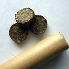Organic Coin Rolled Fu Zhuan Tea from PuerhShop.com