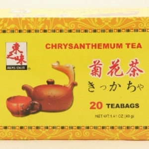 Chrysanthemum & Pu-er Tea from Asian Taste