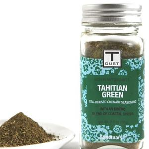 Tahitian Green T-Dust from Sanctuary T