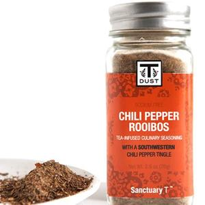 Chili Rooibos T-Dust from Sanctuary T