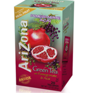 Green Tea with Pomegranate and Acai from Arizona